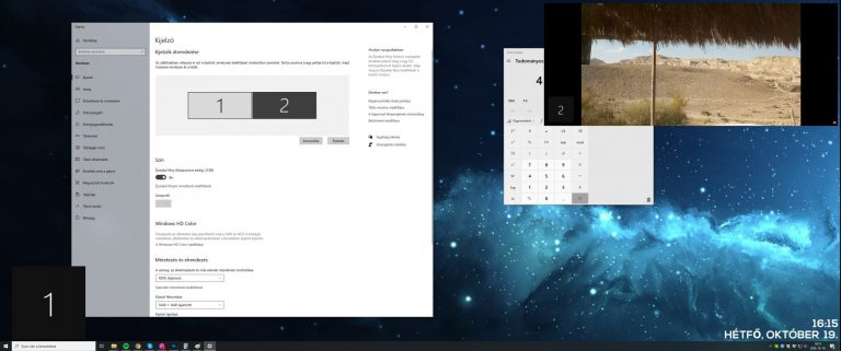 Xiaomi Mi Curved Gaming Monitor 34 teszt 20