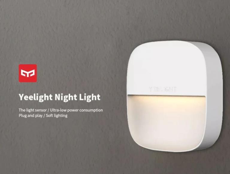 1-et fizet, 2-t kap: Yeelight éjszakai lámpák 6