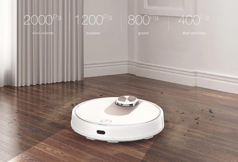 Alacsony árazással debütált a Viomi SE robotporszívó 5