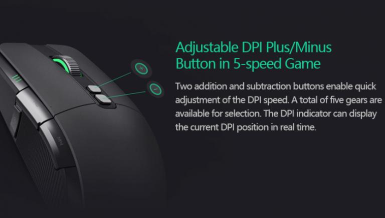 Már 9000 forintért vihető a Xiaomi extra menő gamer egere 4