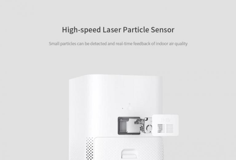 Újra olcsón rendelhető a Xiaomi Air Purifier 3H 4