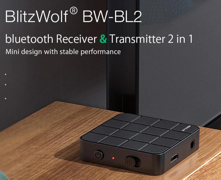 Bluetooth-os audió adó-vevő gombokért 2