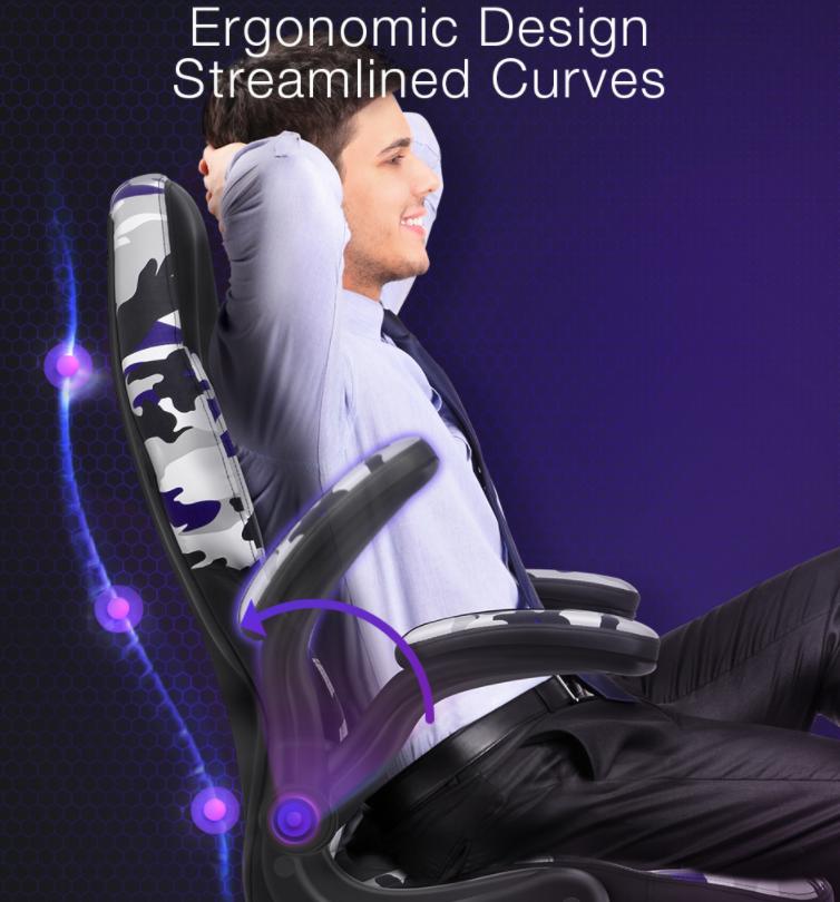 Ismét rendelhető a BlitzWolf GC4 gamer szék 5
