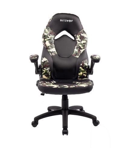 A BlitzWolf BW-GC4 gamer szék is piszok olcsón rendelhető 14