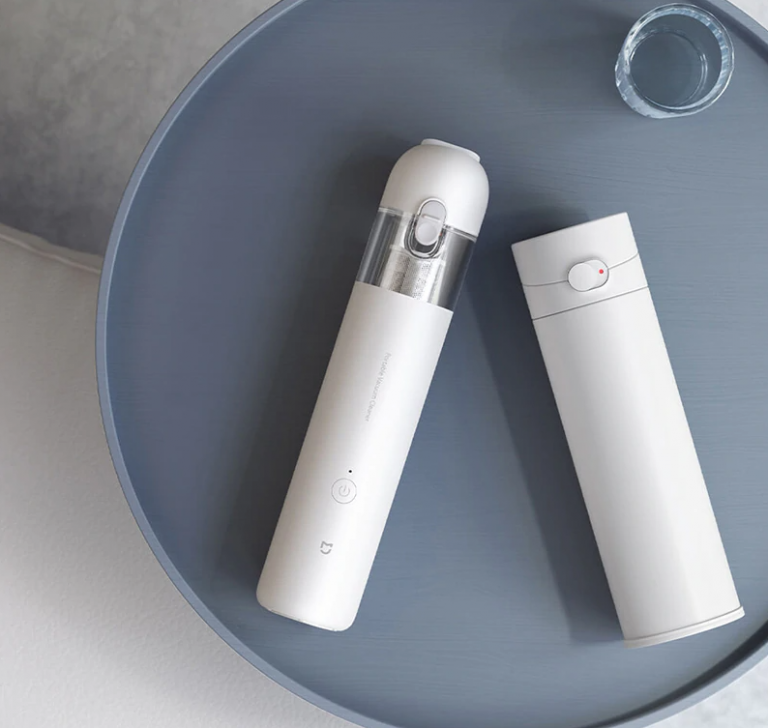 Xiaomi autós porszívó elérhető Mijia márkanév alatt 3