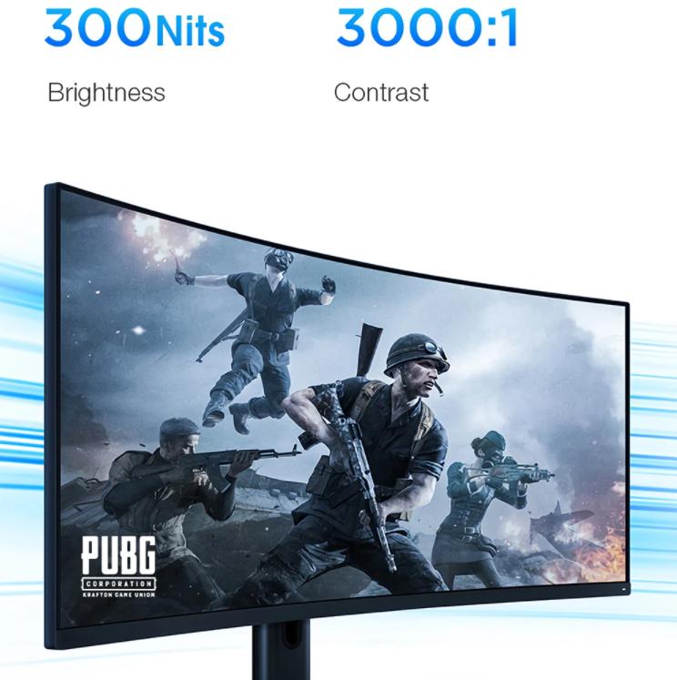 Nagyon jól fogy a Xiaomi 34 colos gamer monitora 4