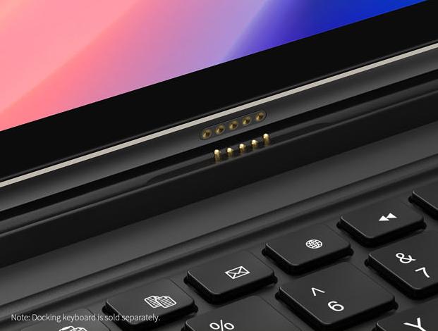Teclast M18 tablet: 4 GB RAM, 128 GB ROM, 10 mag 8