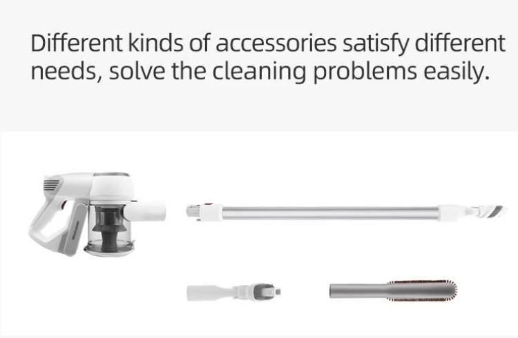 Xiaomi Jimmy porszívót vásárolhatunk 51 000 forintért 10