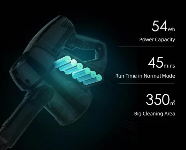 Xiaomi Jimmy porszívót vásárolhatunk 51 000 forintért 5