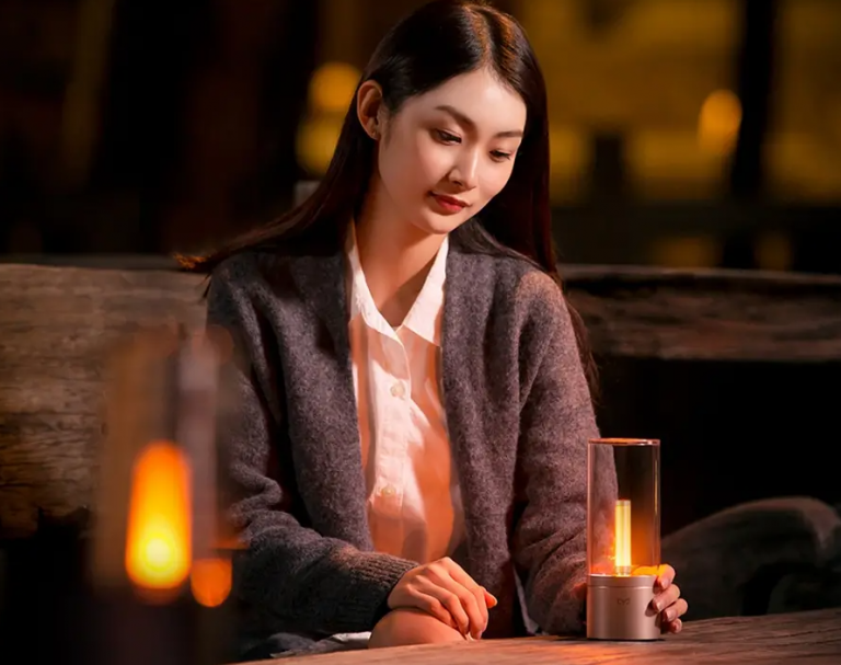 Kissé esett az ára a Xiaomi Yeelight Candela lámpának 3
