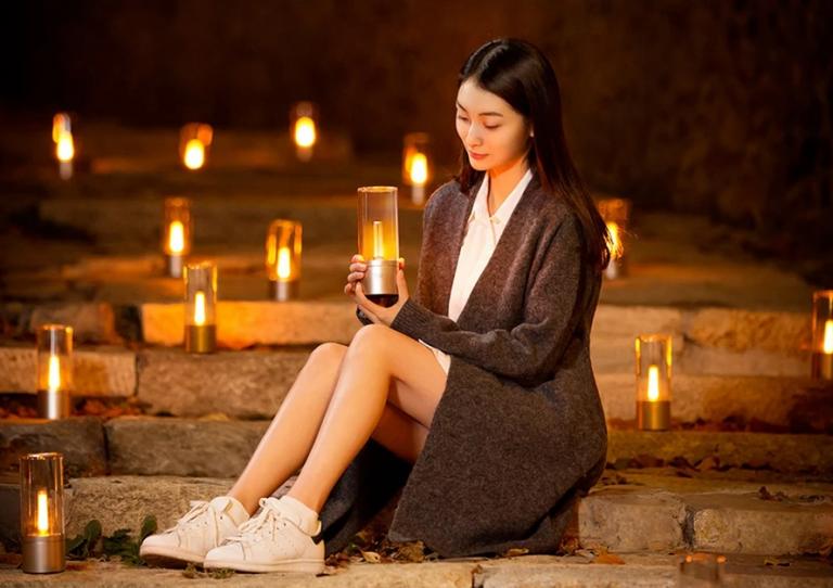 Kissé esett az ára a Xiaomi Yeelight Candela lámpának 4