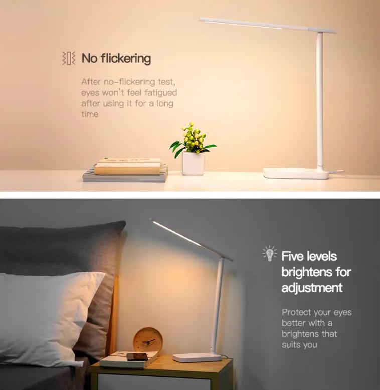 A Baseus asztali lámpájával világíthatunk és telefont is tölthetünk 4