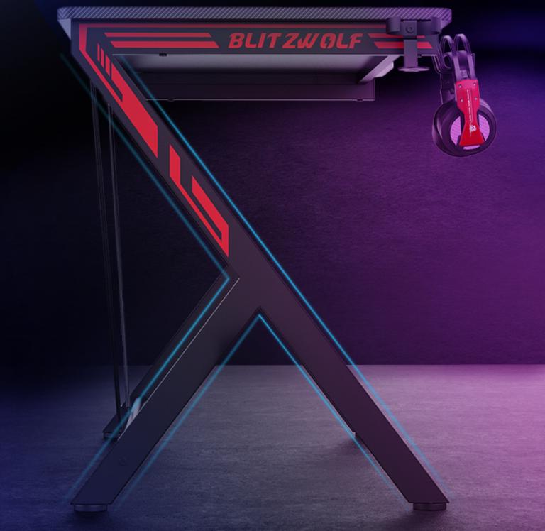 Folytatódik a gamer bútor termékvonal a BlitzWolfnál 5