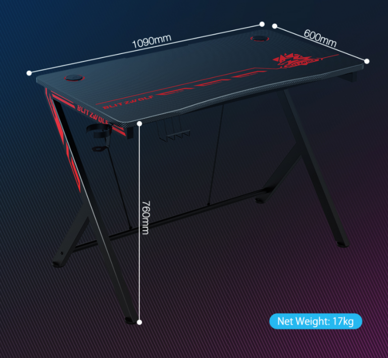 Folytatódik a gamer bútor termékvonal a BlitzWolfnál 7