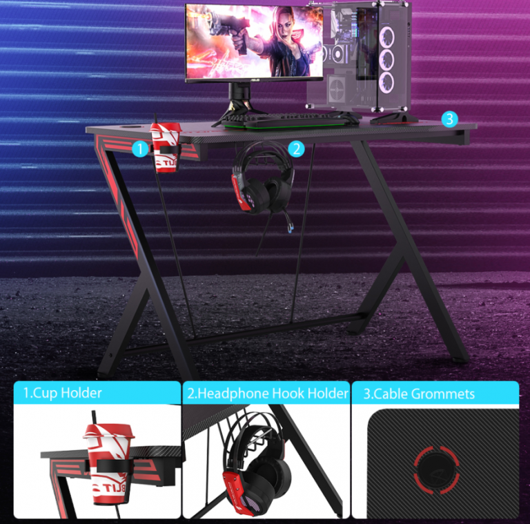 Folytatódik a gamer bútor termékvonal a BlitzWolfnál 6