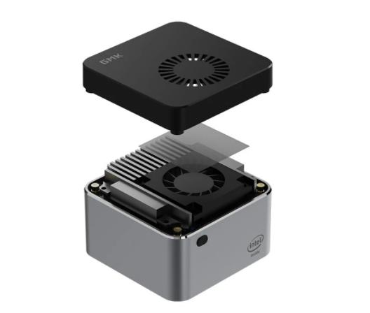 Piszok olcsón megvásárolható a GMK NucBOX PC 9