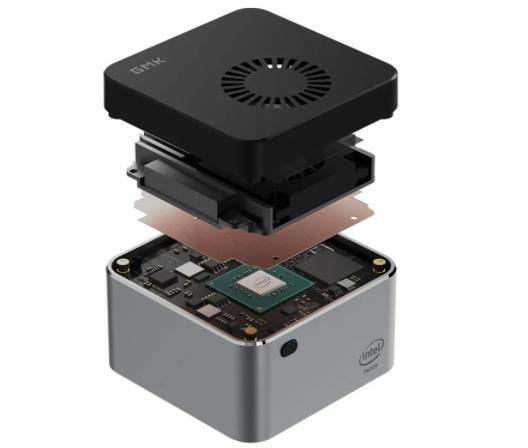Piszok olcsón megvásárolható a GMK NucBOX PC 8