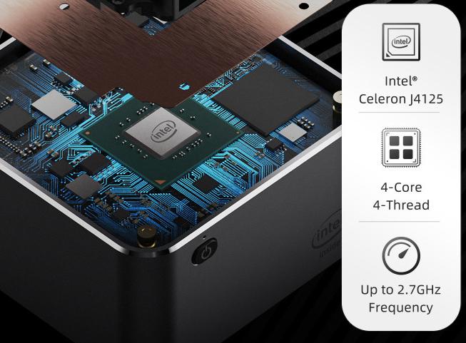 Piszok olcsón megvásárolható a GMK NucBOX PC 5
