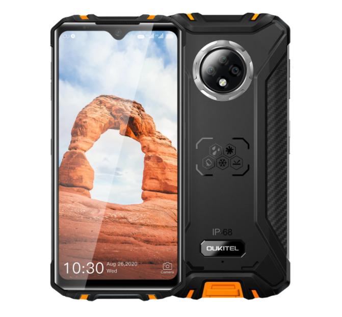 Előrendelhető az Oukitel WP8 Pro strapatelefon 3