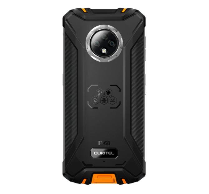 Előrendelhető az Oukitel WP8 Pro strapatelefon 5