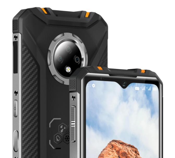 Előrendelhető az Oukitel WP8 Pro strapatelefon 4