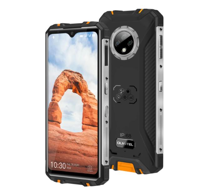 Előrendelhető az Oukitel WP8 Pro strapatelefon 2