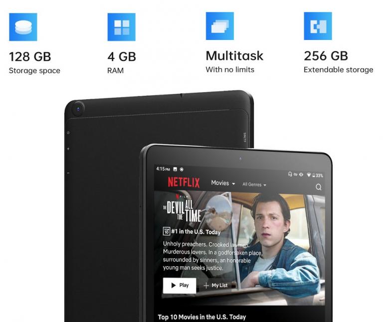 Megjelent az Alldocube iPlay 30 tablet 5