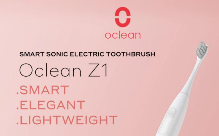 Oclean szónikus fogkefe kiárusítás van az Alin 8