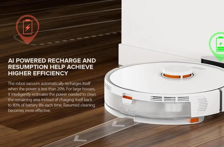 Lehet 'olcsón' Roborock S5 Max robotporszívót rendelni 3