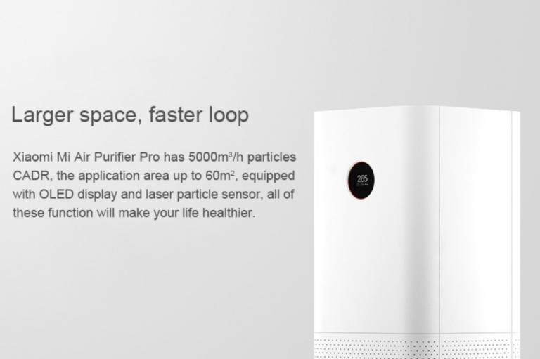 Esett az ára a nagyteljesítményű Xiaomi légtisztítónak 5