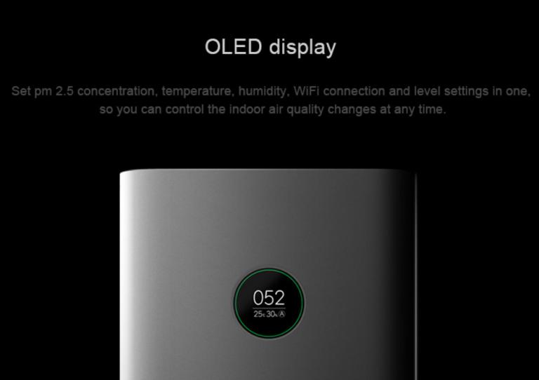 Esett az ára a nagyteljesítményű Xiaomi légtisztítónak 3