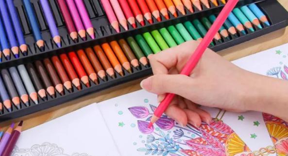 Hatalmas akvarell ceruza készlet akcióban 2