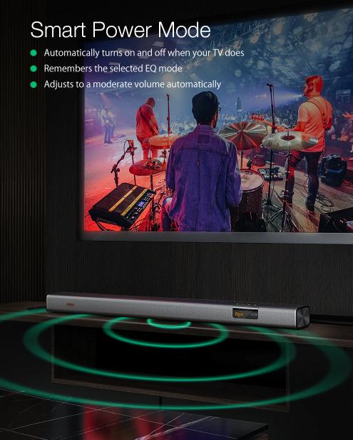 Olcsó soundbar otthonra – BlitzWolf BW-SDB2 XR 4