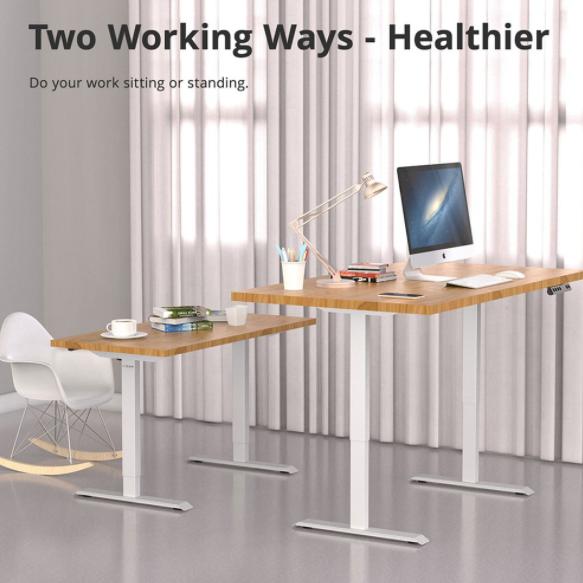 Home office tuning Geekbuying módra 3