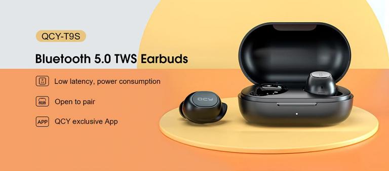 Újabb olcsó TWS füles: QCY T9S 2