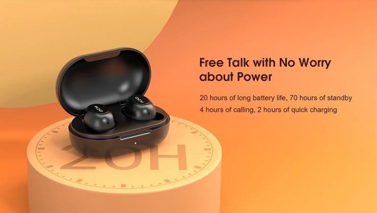 Újabb olcsó TWS füles: QCY T9S 3