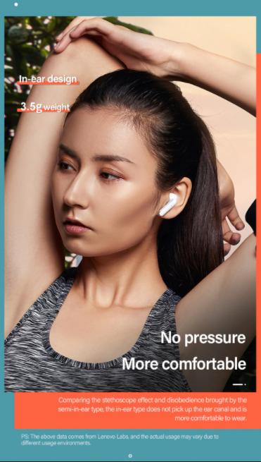 Újabb olcsó fülest villantott a Lenovo 6