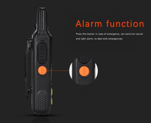 Szuper olcsó a Baofeng BF-T1 walkie-talkie 6