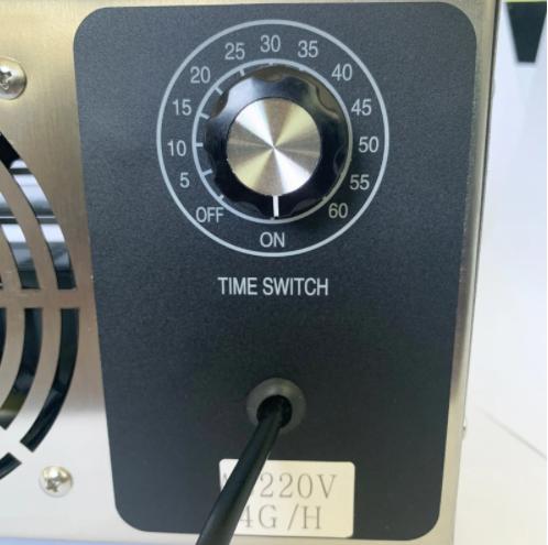Ózongenerátor EU raktárból 11 000 Ft-ért 5