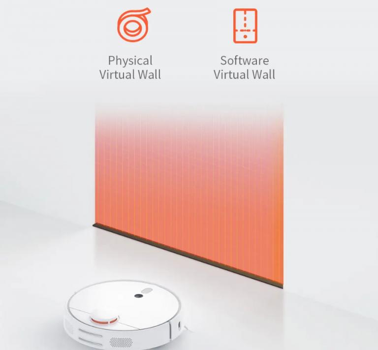 Xiaomi Mijia 1S robotporszívó szemérmetlenül jó akcióban 2