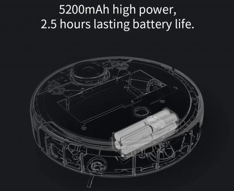 Xiaomi Mijia 1S robotporszívó szemérmetlenül jó akcióban 3