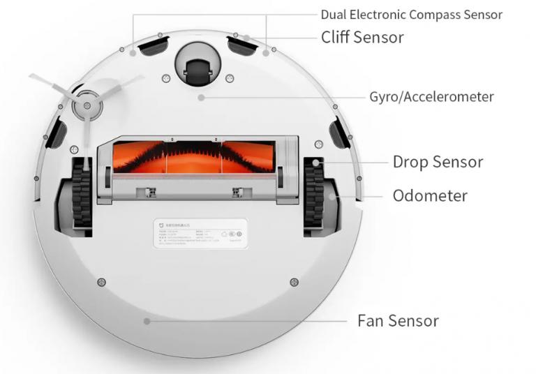 Xiaomi Mijia 1S robotporszívó szemérmetlenül jó akcióban 6