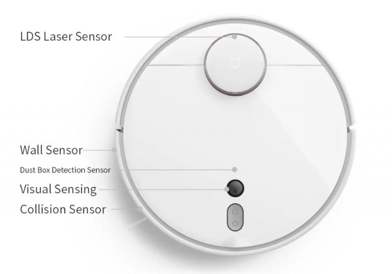 Xiaomi Mijia 1S robotporszívó szemérmetlenül jó akcióban 5