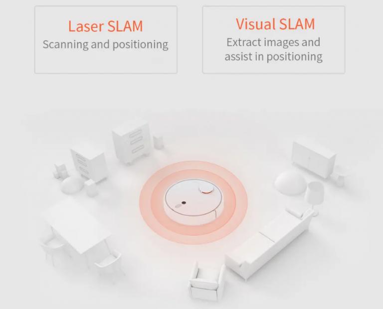 Xiaomi Mijia 1S robotporszívó szemérmetlenül jó akcióban 8