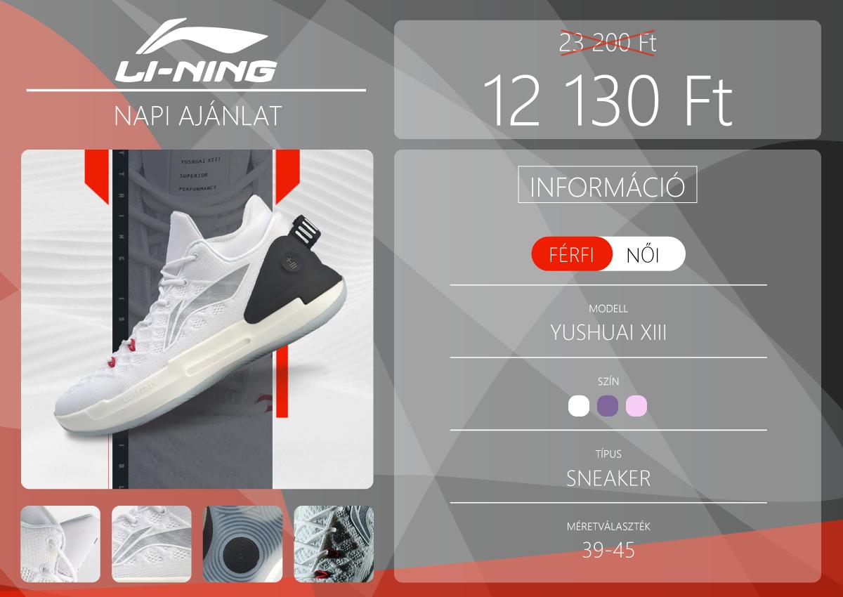 Extravagáns sneaker és pulcsi akció 2