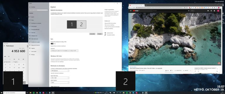 Xiaomi Mi Curved Gaming Monitor 34 teszt 19