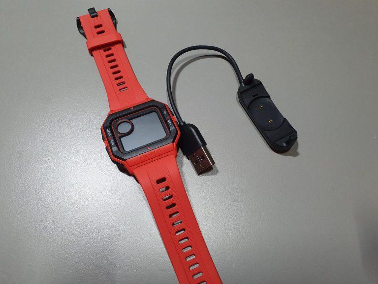 Xiaomi Amazfit Neo retró óra teszt 5