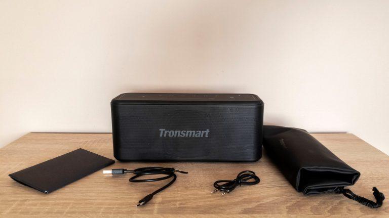 Tronsmart Element Mega Pro teszt 3