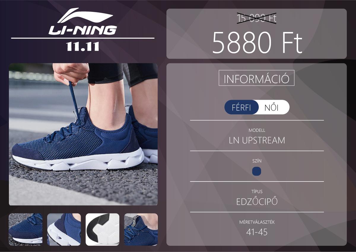 A Li-Ning Official Store 11.11 kincsei 3