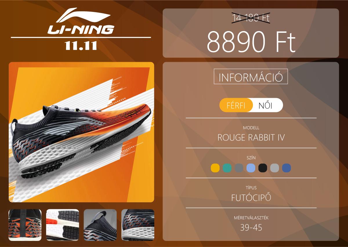 A Li-Ning Official Store 11.11 kincsei 4